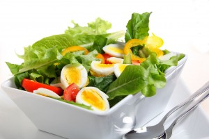 bigstock-Egg-And-Tomato-Salad-14321807