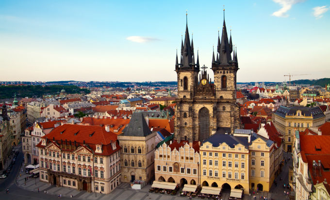 prague by diplomat travel